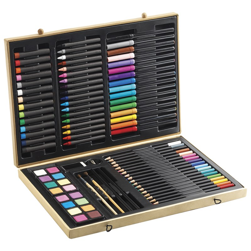 Djeco The big box of colours One Size