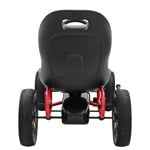 Elite Toys Abarth Go-kart with rubber tires