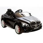Elite Toys Mercedes S63, 12V with rubber tires