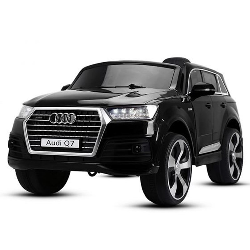 Elite Toys Audi Q7 12V with leather seat and rubber tires 3 – 6 år