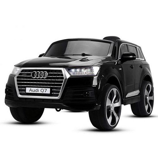 b5b108eef3d Köp Elite Toys Audi Q7, 12V with leather seat and rubber tires ...