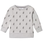 One We Like Basic Sweater Peace Vapour Grå