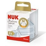 NUK Nature Sense Dinapp Medium Stl.1 (0-6 mån)