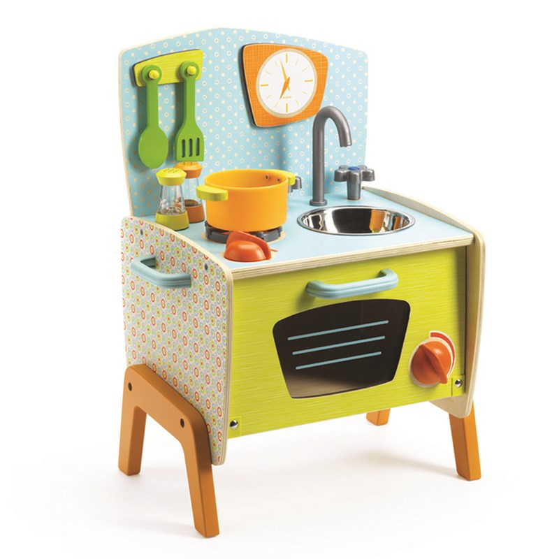 Djeco Gaby´s cooker play kitchen 3 – 6 år