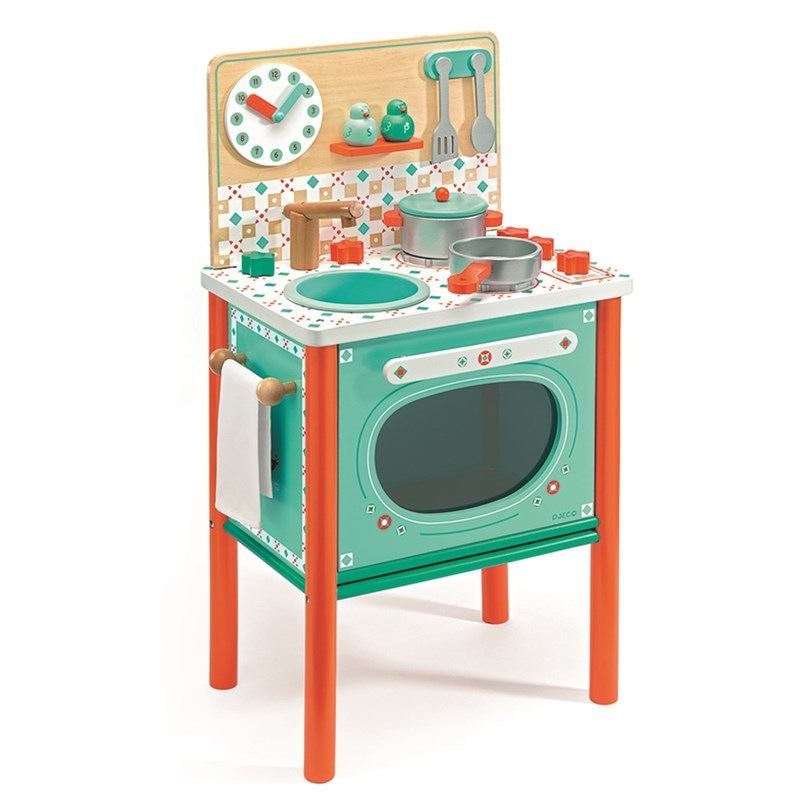 Djeco Leo´s cooker play kitchen 3 – 6 år