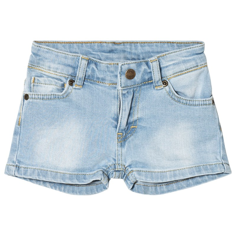 ebbe Kids Evita shorts Light blue denim 110 cm