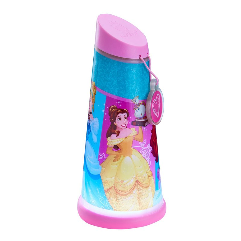 Go Glow Disney Princess Nattlampa One Size
