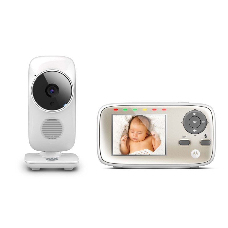Motorola Babymonitor MBP483 – Video One Size