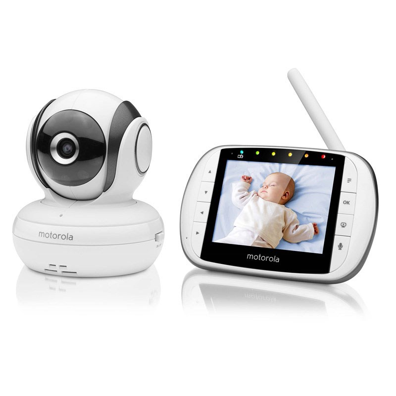 Motorola Babymonitor MBP36SC – Video One Size