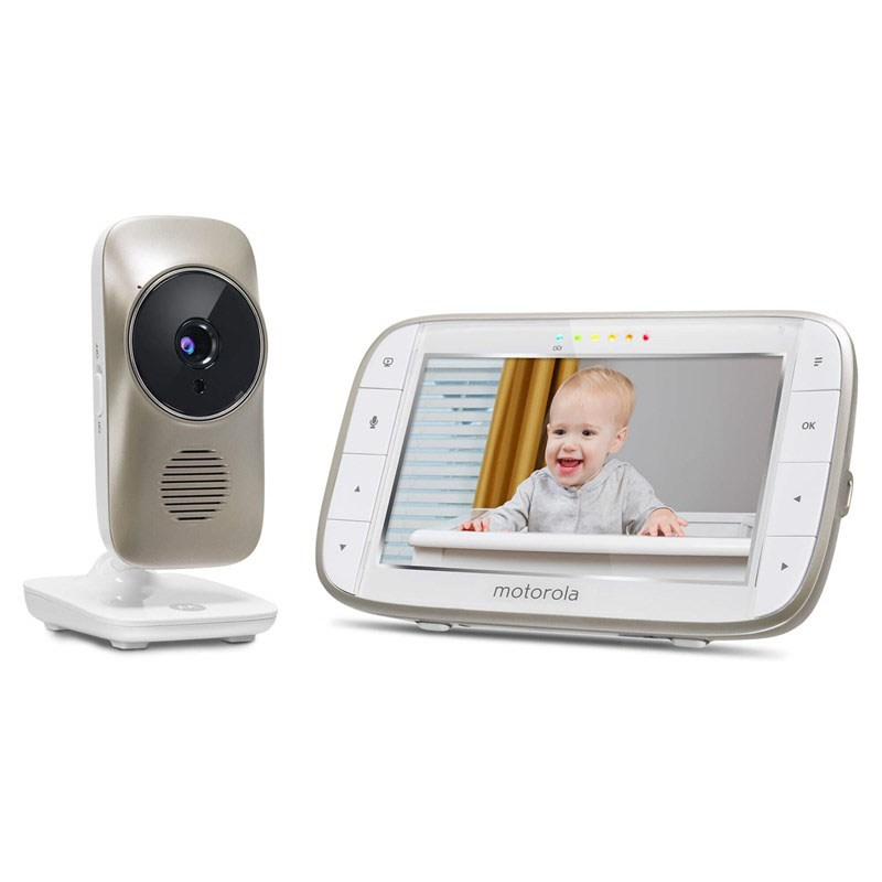 Motorola Babymonitor MBP845 – WiFi / Video One Size