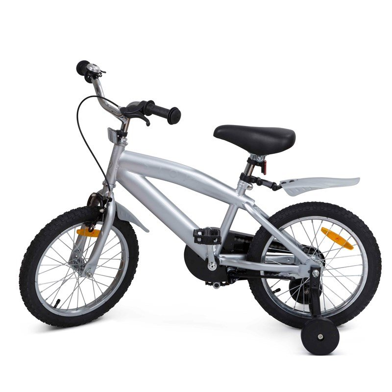 STOY Speed Cykel 16 tum Silver One Size