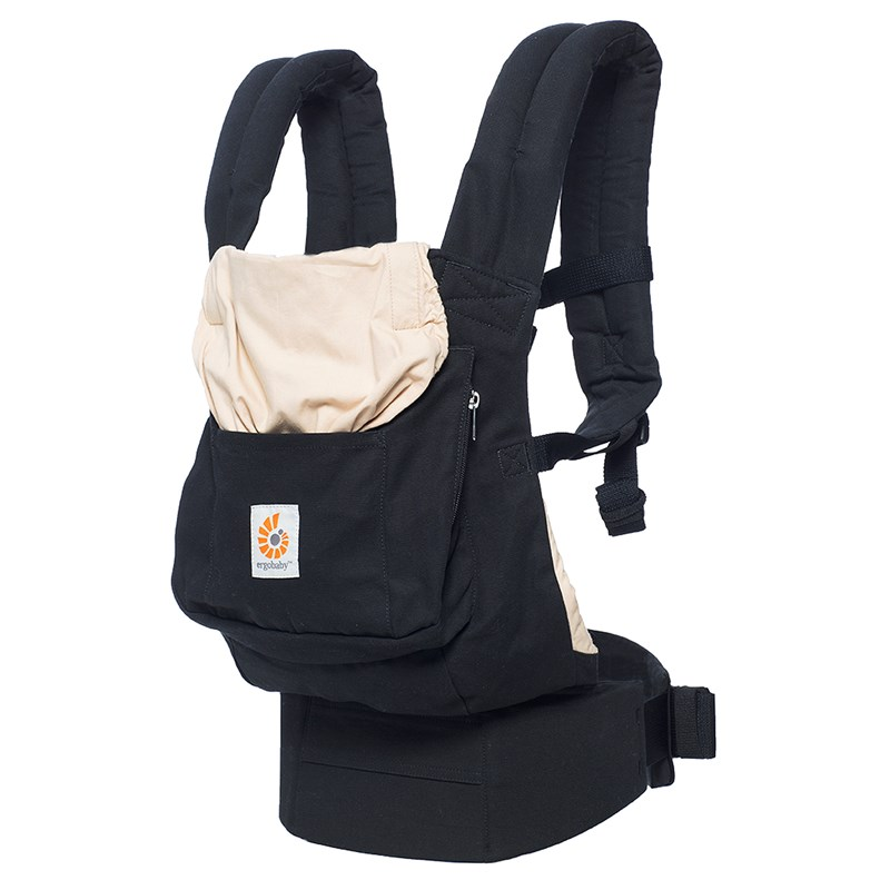 Ergobaby Bärsele Original black/camel One Size