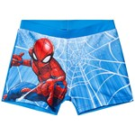 Disney Spiderman Spiderman Simshorts Blå