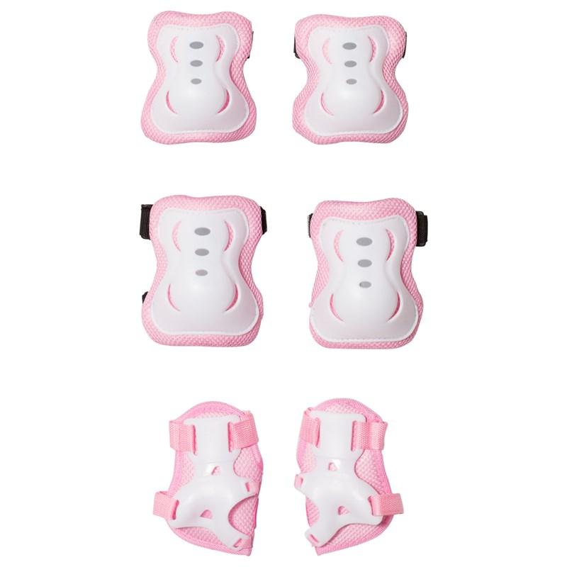 STOY Speed Protector Skyddset Rosa S