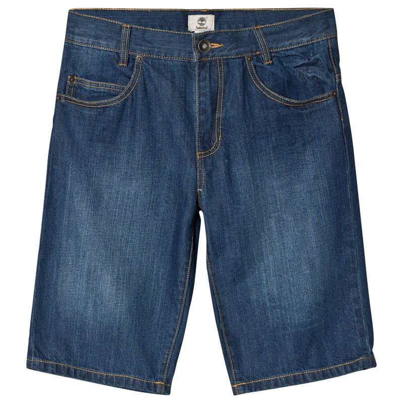 Timberland Dark Wash Denim Shorts 5 years