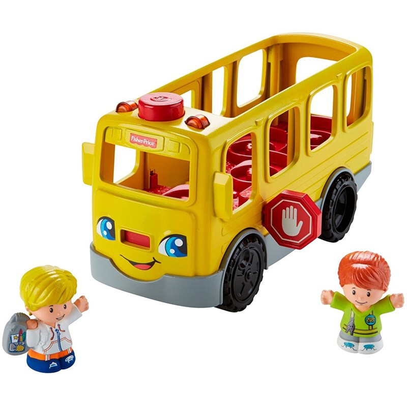 Fisher Price Little People Sit with Me School Bus 12 mån – 4 år