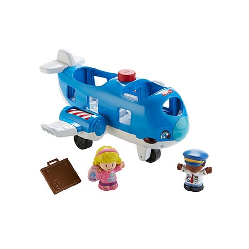Fisher Price Little People Travel Together Airplane 12 mån – 4 år