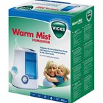 Vicks Mini CoolMist-ultraljudsluftfuktare