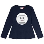 LEGO Wear Tanya T-Shirt Dark Navy