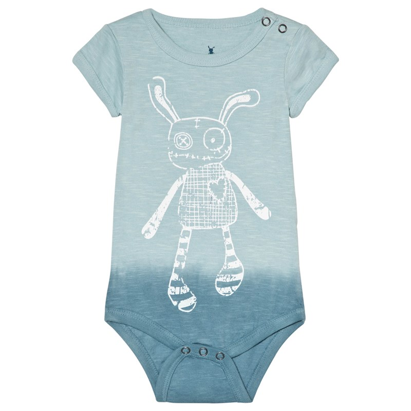 Small Rags Gary Baby Body Cloud Blue 80 cm