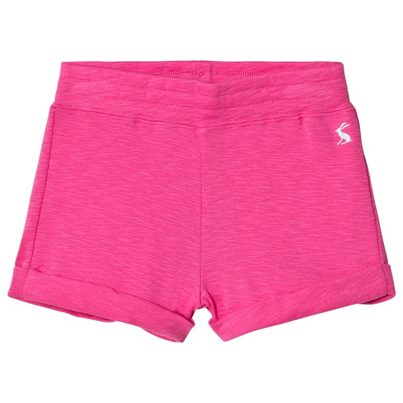 Joules Jersey Shorts Rosa 3 years