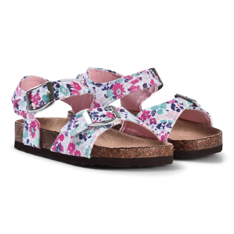 Joules Floral Double Strapped Sandaler 36 (UK 3)