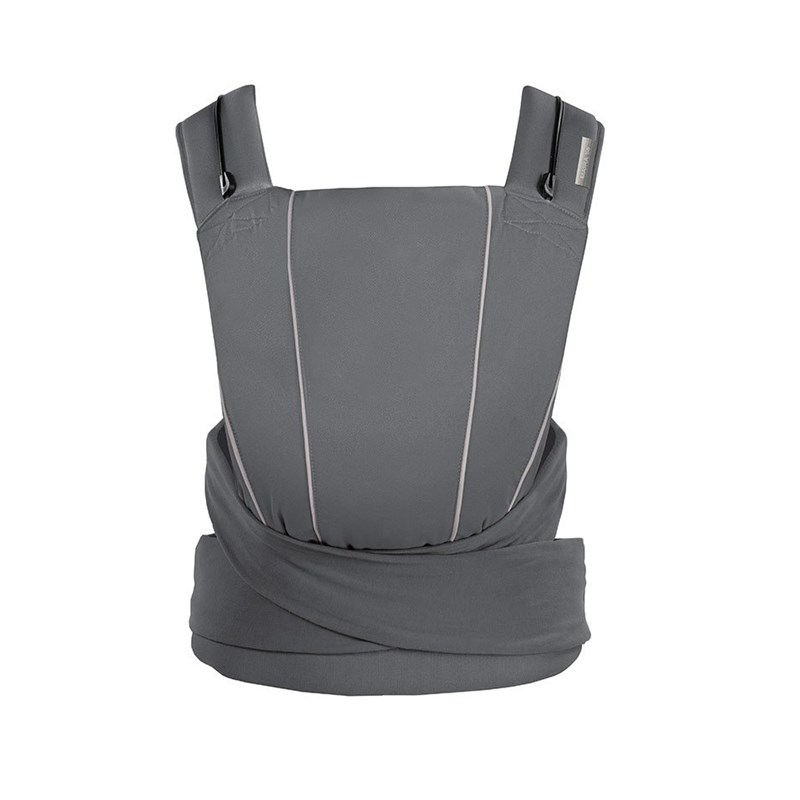 Cybex Maria Tie Bärsele Manhattan Grey One Size