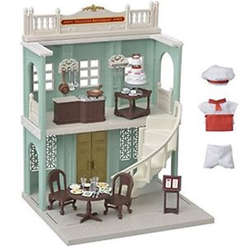Sylvanian Families Town Series Delicious Restaurant 4 – 8 years