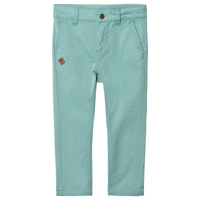 ebbe Kids Freddy Chinos Dusty turquoise 92 cm
