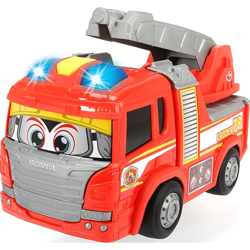 Dickie Happy Scania Fire Truck 24 months – 5 years