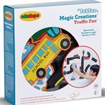 Edushape Water Play Traffic Fun 23 bitar