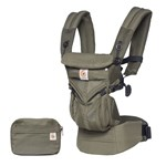 Ergobaby Bärsele Omni 360 Cool Air Khaki Green