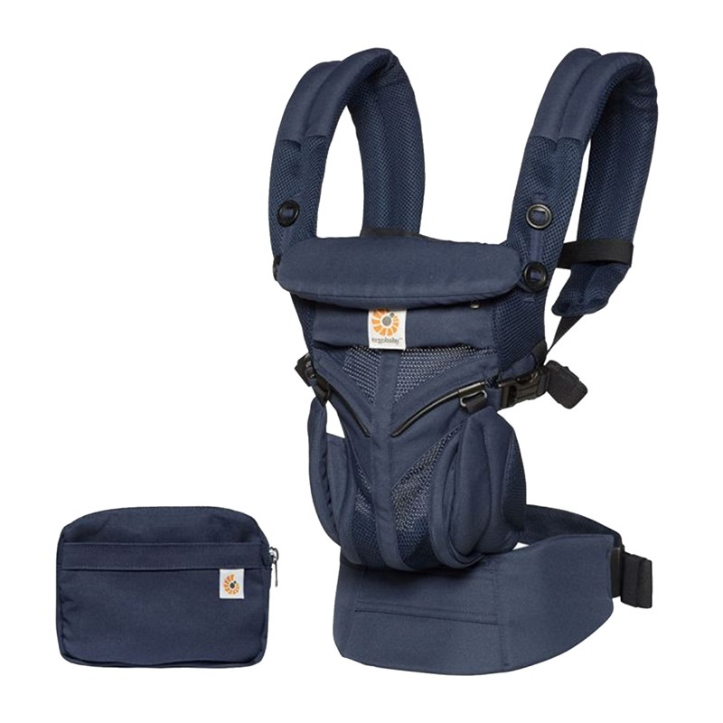 Ergobaby Baby Carrier Omni 360 Cool Air Midnight Blue One Size