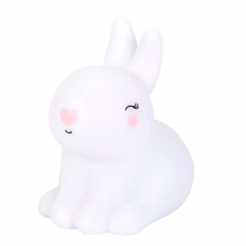 A Little Lovely Company Mini bunny lampa One Size