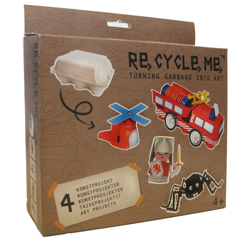 Re-Cycle-Me Egg Box 4 – 10 years