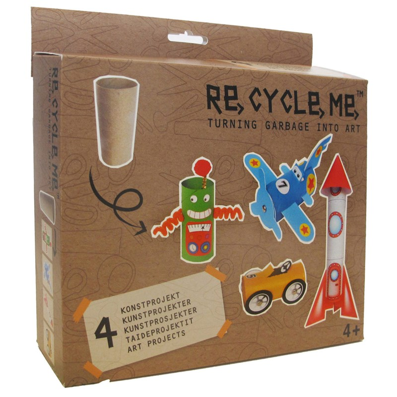Re-Cycle-Me Toilet Roll I 4 – 10 years