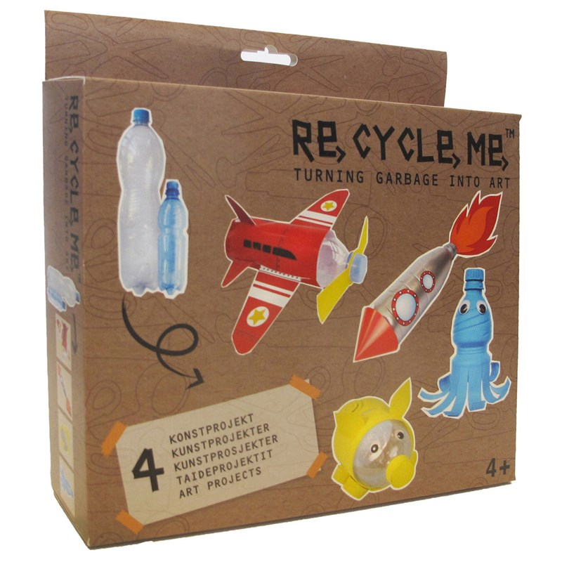 Re-Cycle-Me PET Bottle 4 – 10 years