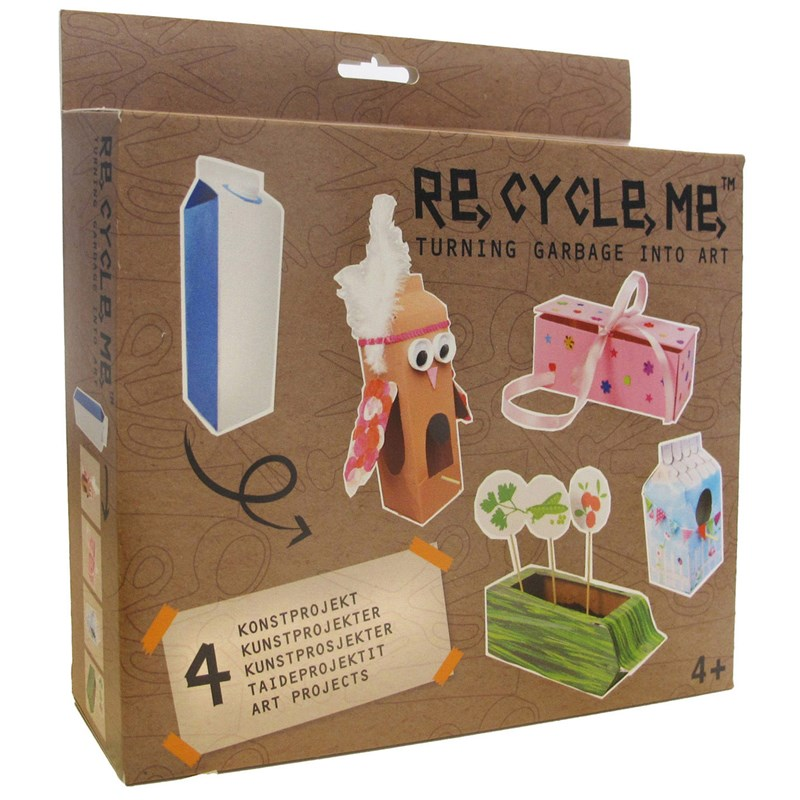 Re-Cycle-Me Milk Carton II 4 – 10 years