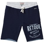 Retour Shorts Indigo Blue