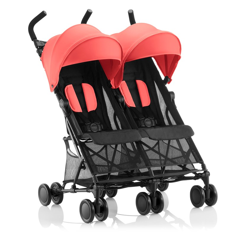 Britax Holiday Double Coral Peach One Size