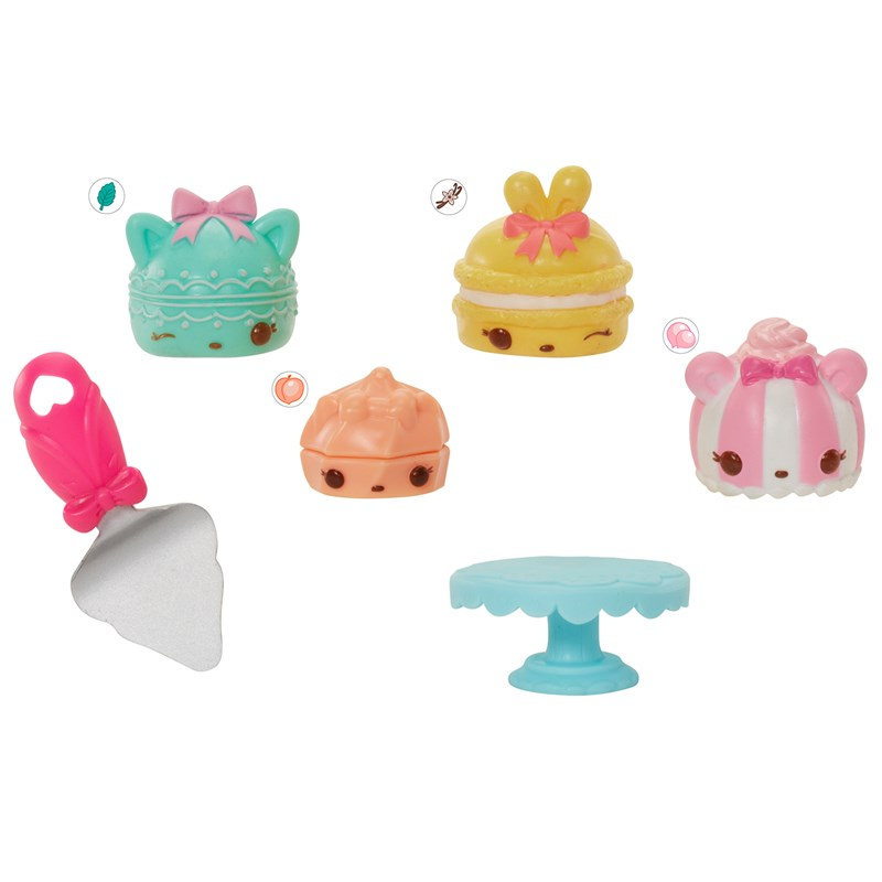 Num Noms Starter Pack Series 4 – Tea Party 3 – 10 år