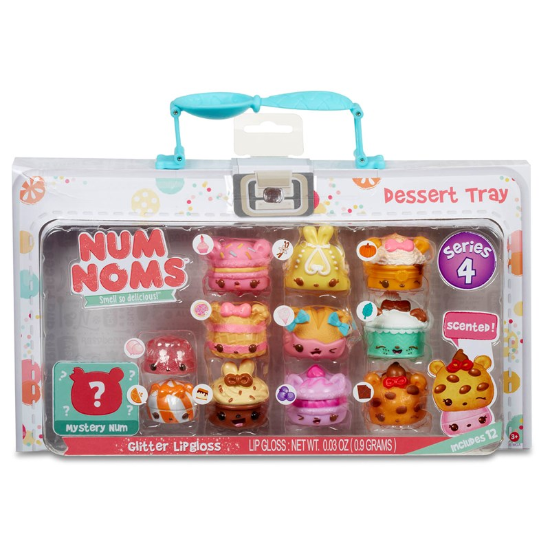 Num Noms Lunch Box Series 4 – Desserts Tray 3 – 10 years