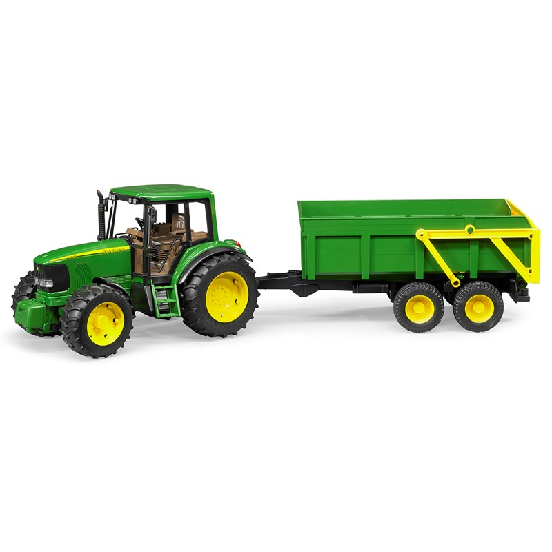 Bruder John Deere 6920 with tipping trailer 3 – 8 years