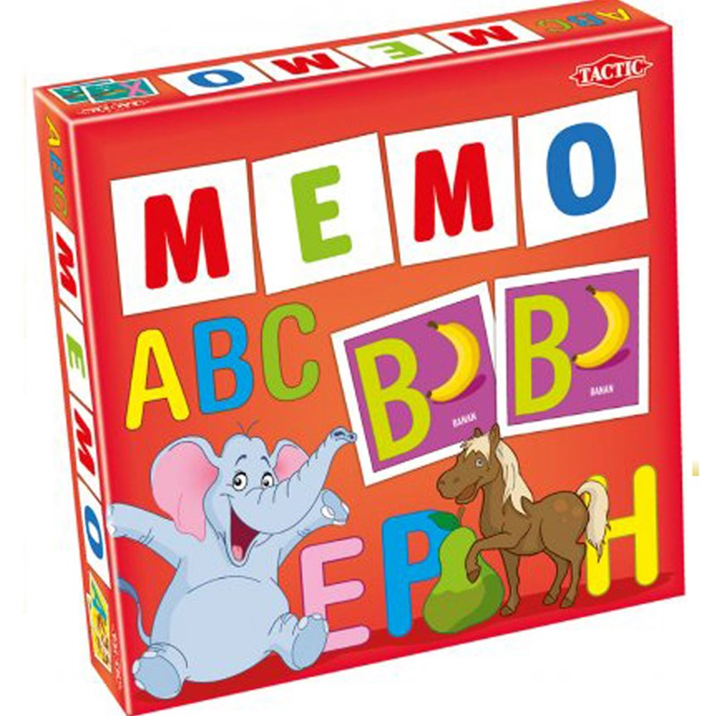 Tactic Tactic ABC Memo One Size