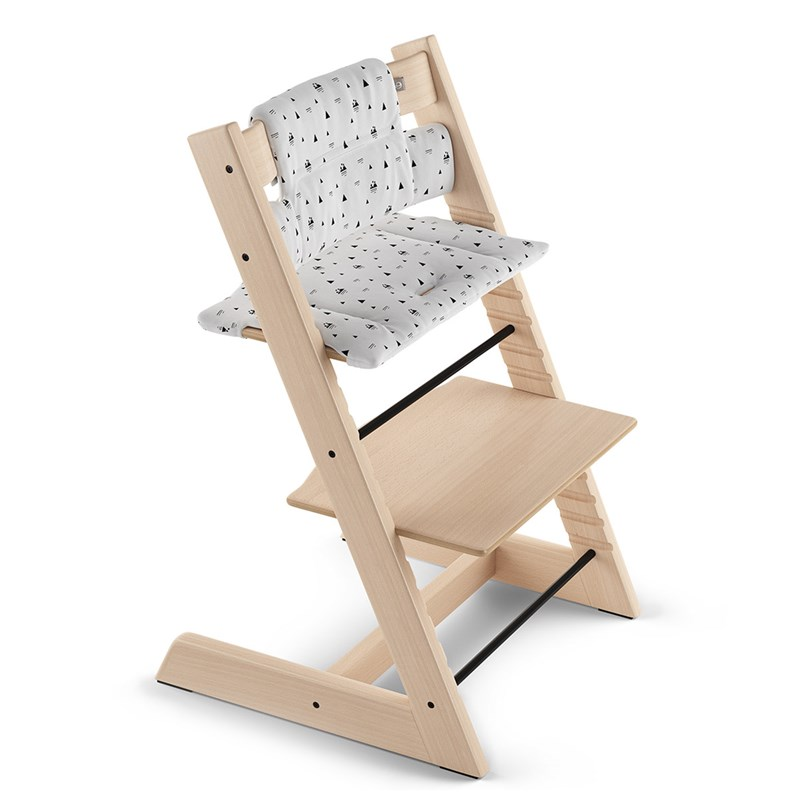 Stokke Tripp Trapp® Classic Cushion White Mountains One Size