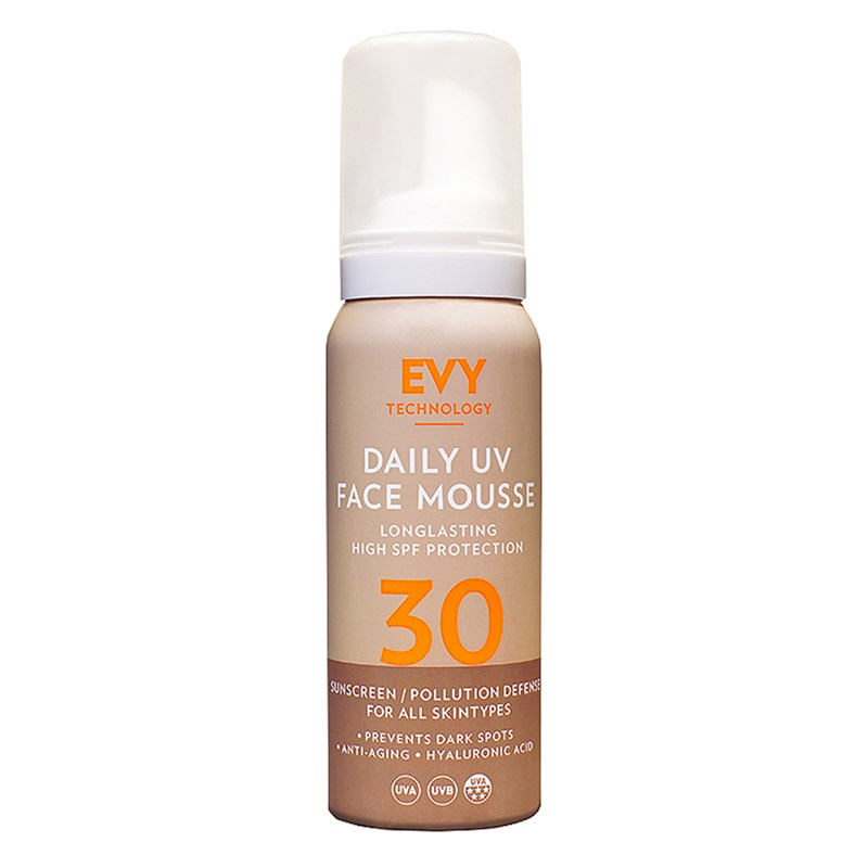 EVY Technology SPF 30 Solskyddsmousse Face 75 ml One Size