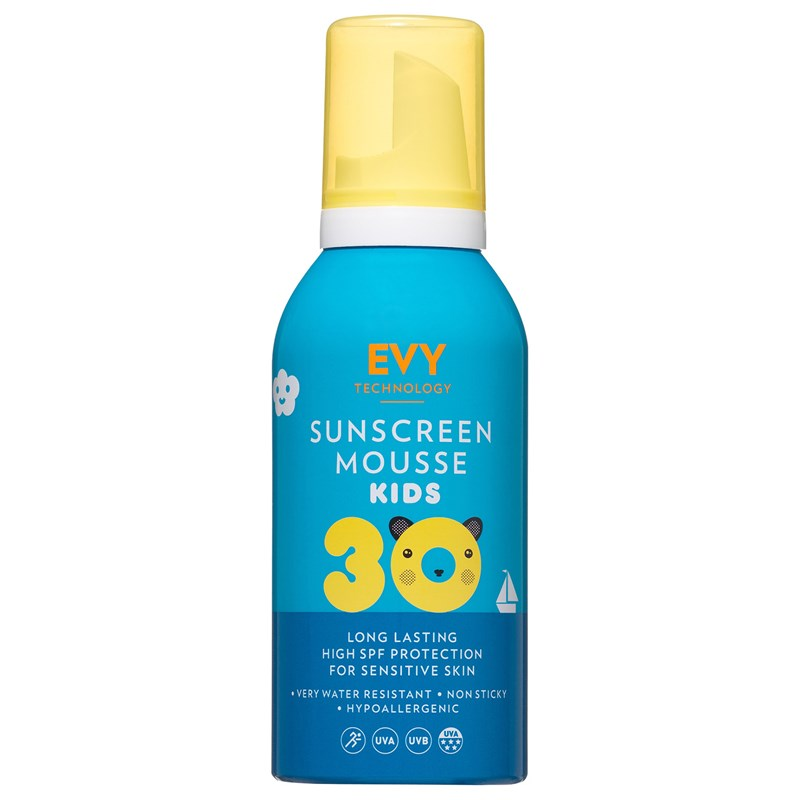 EVY Technology Solskyddsfaktor Mousse SPF 30 150 ml One Size