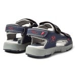 Junior League Sandal, Navy