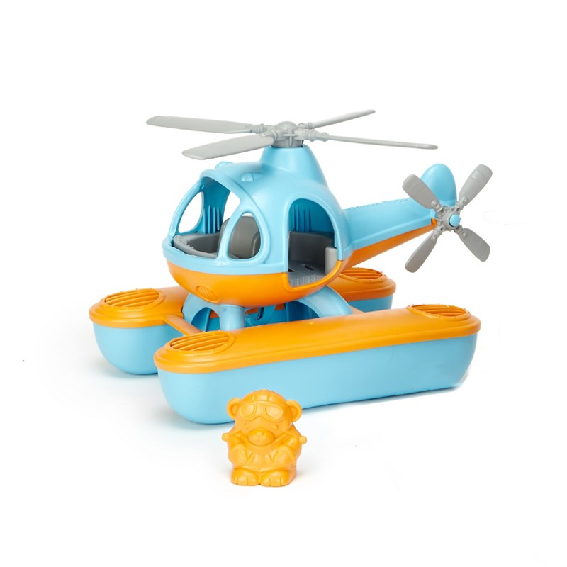 Green Toys Sjöhelikopter 24 months – 6 years