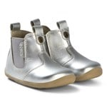Bobux Boots, Step Up Jodphur, Silver